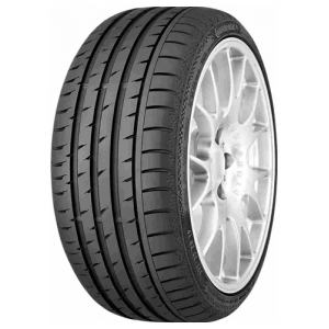Continental 245/50R18 100Y SportContact3