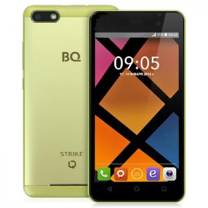 BQ Strike 5020 Yellow
