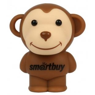 USB Flash диски USB 2.0 16Gb Smart Buy Wild series Monkey