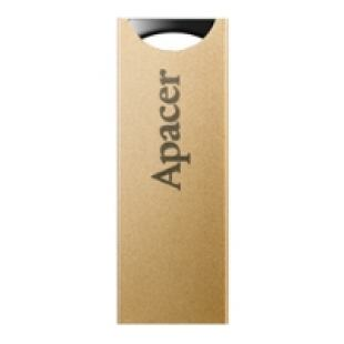 USB Flash диски USB 2.0 8Gb Apacer AH133 Gold